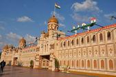 India pavilion at Global Village in Dubai, UAE — Stock Photo