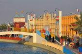 Global Village in Dubai, UAE — Stock Photo