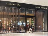 Bottega Veneta store at Dubai Mall in Dubai, UAE — Foto Stock