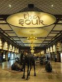 Gold souk på dubai mall i dubai, Förenade Arabemiraten — Stockfoto