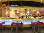 Yo sushi al dubai mall in emirati arabi uniti — Foto Stock