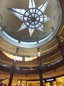 Centre commercial Dubai mall à Dubaï, Émirats Arabes Unis — Photo