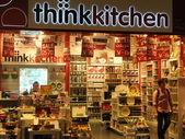 Think Kitchen at Dubai Mall in the UAE — Foto Stock