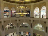 The Gold Souk at Dubai Mall in Dubai, UAE — Stock Photo