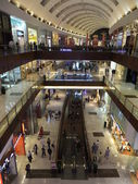 Dubai Mall in Dubai, UAE — Foto Stock
