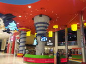 Kids section at Dubai Mall in Dubai, UAE — Foto Stock