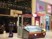 Kids section at Dubai Mall in Dubai, UAE — Stock Photo