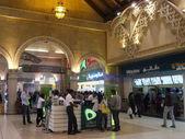 Ibn Battuta Mall in Dubai, UAE — ストック写真