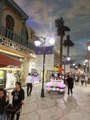 Centrum handlowe ibn battuta w dubai, zjednoczone emiraty arabskie — Zdjęcie stockowe