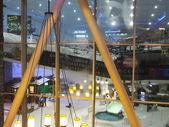 Ski Dubai in Dubai, UAE — Zdjęcie stockowe