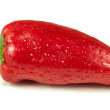 Stock Photo: Fresh red bell pepper