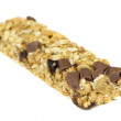 Two Cereal bars — Stock Photo
