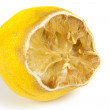 Royalty-Free Stock Photo: Rotten lemon