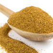 Stock Photo: Curry powder