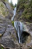 Duruitoarea waterfall — Stock Photo