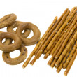 Pretzel snack — Stock Photo #29912455