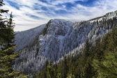 Ceahlau mountain — Stok fotoğraf