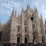 Duomo, Milan — Stock Photo
