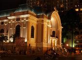 Opera building in Saigon — Stock Photo