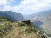 Tchulyshman river valley — Stockfoto