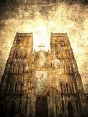 Wietnam, hanoi st katedra św — Zdjęcie stockowe