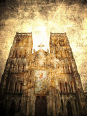 Vietnam, catedral de st. joseph hanoi — Foto de Stock