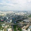 Bangkok from the top — Stock Photo