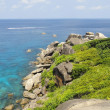 Similan island — Stock Photo