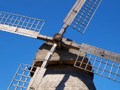 Windmill details — Stock Photo