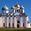 Inside the Novgorod Kremlin — Stock Photo