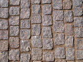 Old gray pavement — Stock Photo
