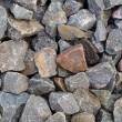 Gray stones — Stock Photo