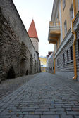 Old Tallinn city — Stock Photo