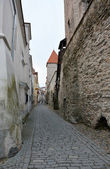 Old Tallinn city — Stockfoto