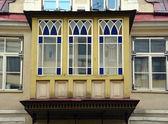 Balcon de style vintage — Photo