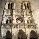 Notre Dam de Paris — Stock Photo #8082570