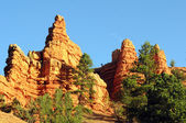 Outcropping Scenic Byway 12 Utah — Stock Photo