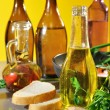 Stock Photo: vegetable oil