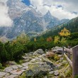 Tatra Mountains — Stockfoto