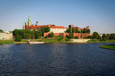 Wawel Castle. — Stock Photo