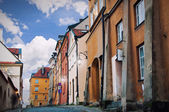 Old town — Stock Photo