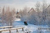 Invierno — Foto de Stock