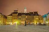 Warsaw, Polen — Stockfoto