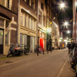 Streets of Amsterdam — Stock Photo
