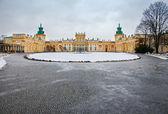 Wilanow Palace — Stock Photo