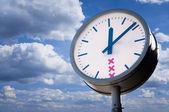Il grande orologio — Foto Stock