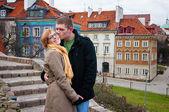 Man en vrouw — Stockfoto