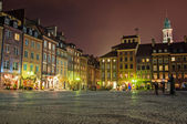 Warszawa — Stockfoto
