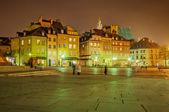 Warsaw, Poland — Stock Photo