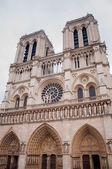 Notre dame de paris — Stok fotoğraf